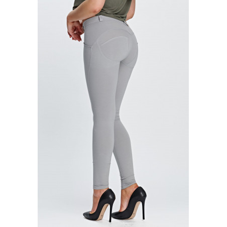 WR.UP Regular Waist Super Skinny - G23 - Grey