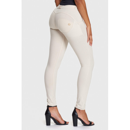WR.UP Regular Waist Super Skinny - Z64 - Light Beige