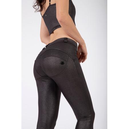 Брюки WRUP® Regular Waist Skinny - Metallic Jersey - G109 -