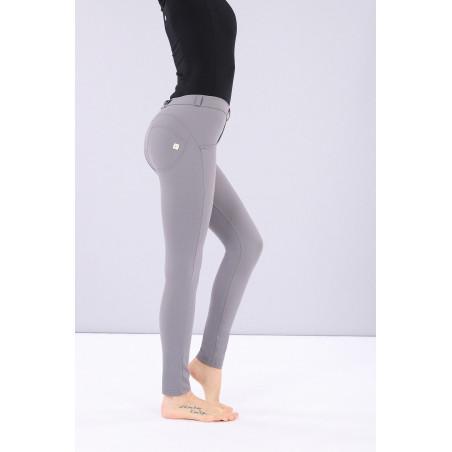 Брюки WR.UP® D.I.W.O Pro® - Skinny - Средняя талия - G55 - Серый