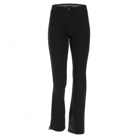 WR.UP® Snow - Ski Trousers With Ankle Zip - Made In Italy - N - Black