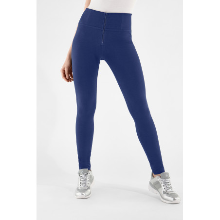 WR.UP® High Waist Skinny - B32 - Blue