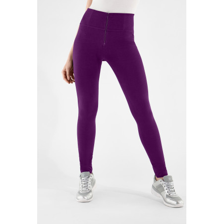 WR.UP® High Waist Skinny - E73 - Imperial Purple