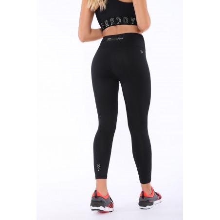 Брюки Energy Pants® In D.I.W.O® - High Waist Skinny - 7/8 Length - N - Black