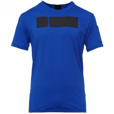 """D.I.W.O® Футболка с коротким рукавом """"Perfect Fit"""" - Техническая ткань - B670 - Синий"""
