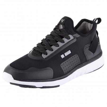 Спортивная обувь - Дополнительная поддержка - Поглощение ударов - N0 - Черный