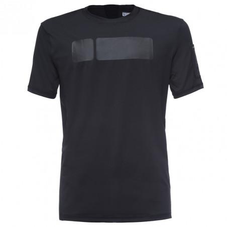 "D.I.W.O® Футболка с коротким рукавом ""Perfect Fit"" - Техническая ткань - N0 - Черный"