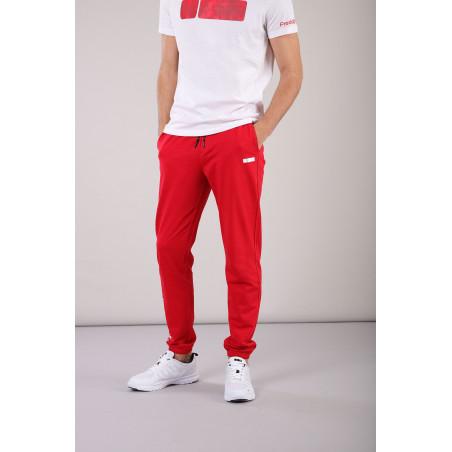 Спортивные брюки - Эластичные манжеты - B94 - Тёмно-синий